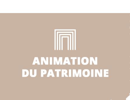 logo animation du patrimoine